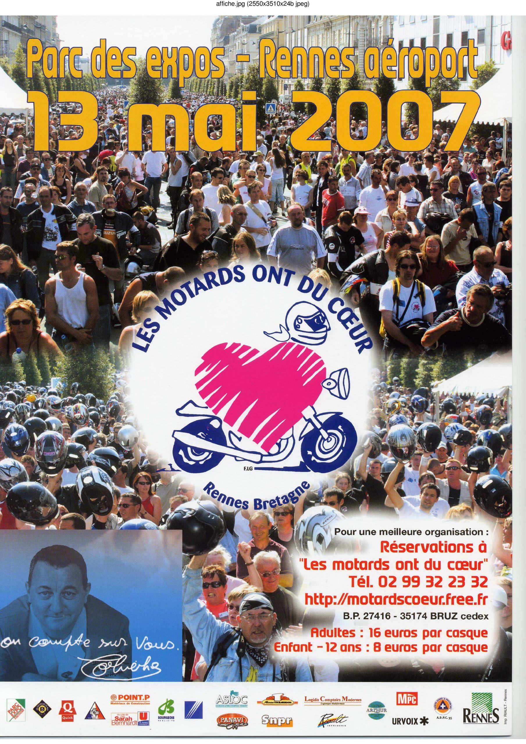 Balade du 13 mai 2007