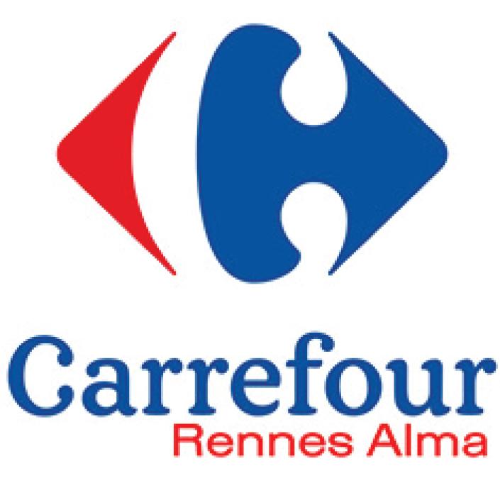 Carrefour Rennes Alma Partenaire de Motards ont Du Coeur