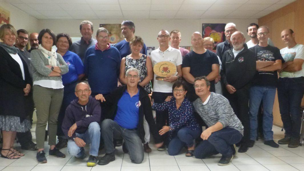 Saison 2018-2019 C'est Reparti Pour Les Motards Ont Du Cœur